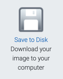 Save to disk